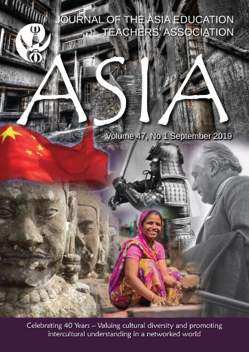 Asia - Journal of the Asia Education Teachers Association Magazine Subscriptions