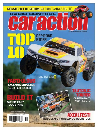 Radio Control Car Action Magazine Subscriptions