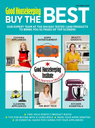 Good Housekeeping (UK Edition) Magazine Subscriptions