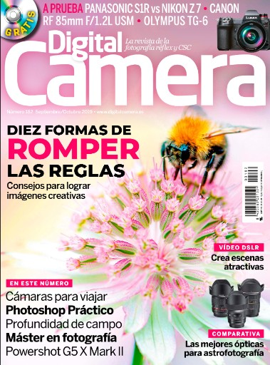 Digital Camera (Spanish Edition) Magazine Subscriptions