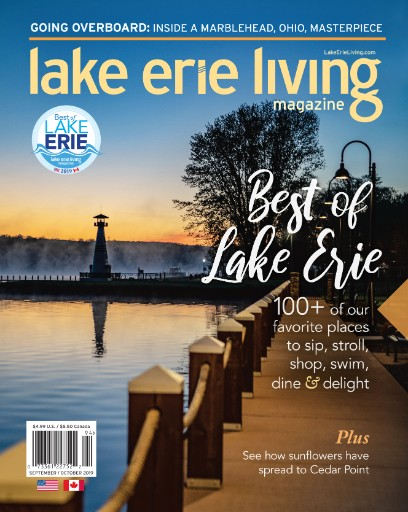 Lake Erie Living Magazine Subscriptions