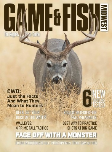 Image result for GAME & FISH MIDWEST magazine subscription