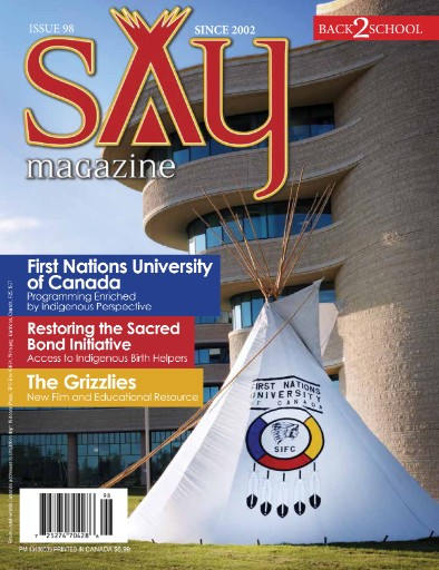 SAY Magazine Magazine Subscriptions