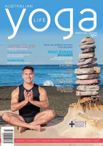 Australian Yoga Life Magazine Subscriptions