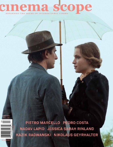 Cinema Scope Magazine Subscriptions