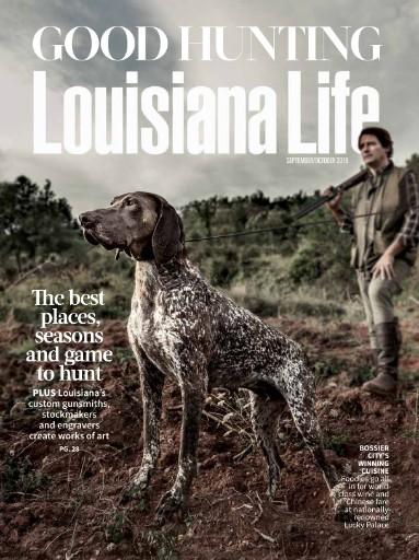 Louisiana Life Magazine Subscriptions