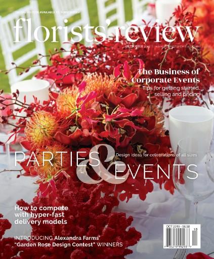 Florists' Review Magazine Subscriptions
