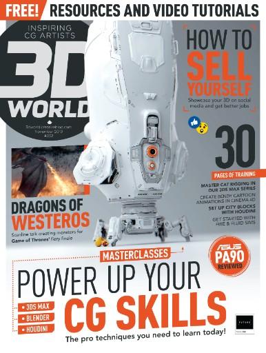 3D World Magazine Subscriptions