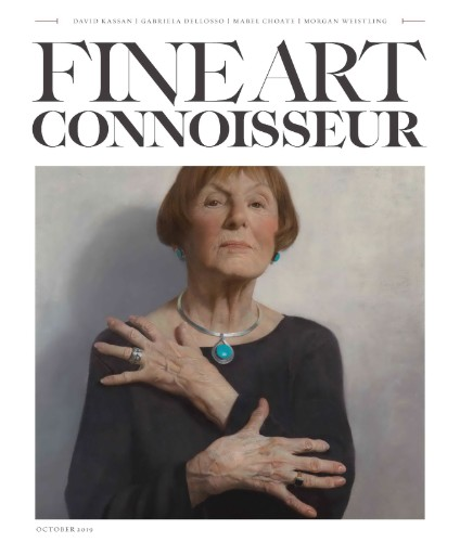 Fine Art Connoisseur Magazine Subscriptions