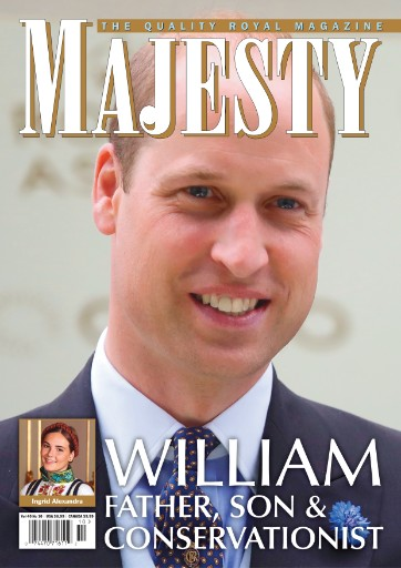 Majesty Magazine Subscriptions
