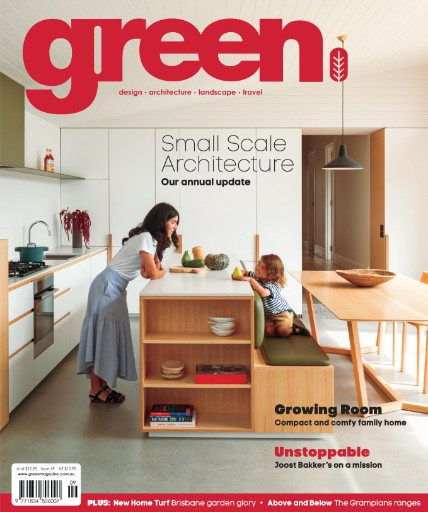 Green Magazine Magazine Subscriptions
