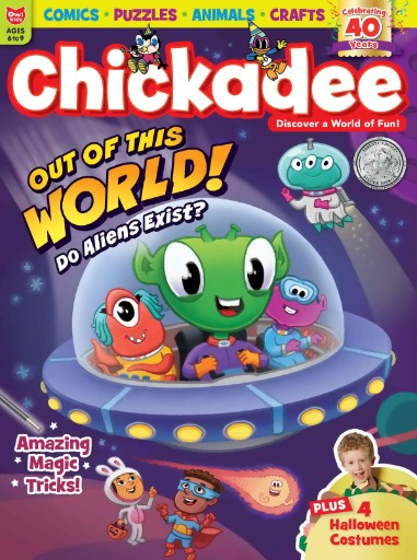 ChickaDEE Magazine Subscriptions