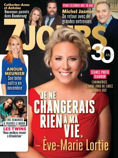 7 Jours Magazine Subscriptions