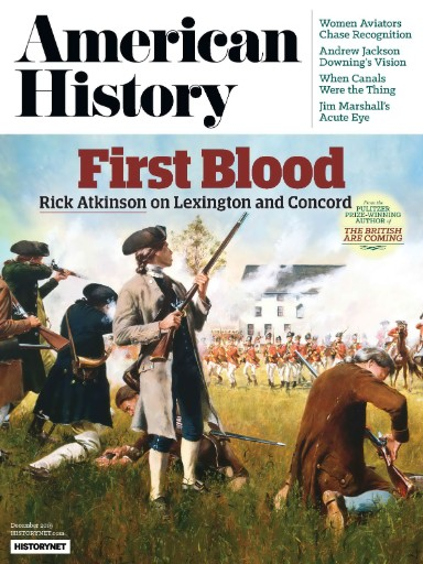 American History Magazine Subscriptions