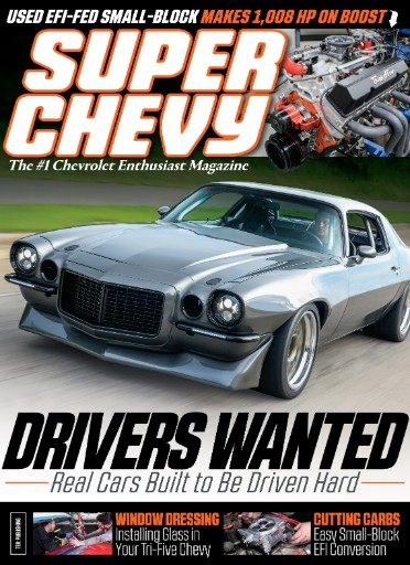 Super Chevy Magazine Subscriptions