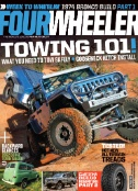 Four Wheeler Magazine Subscriptions