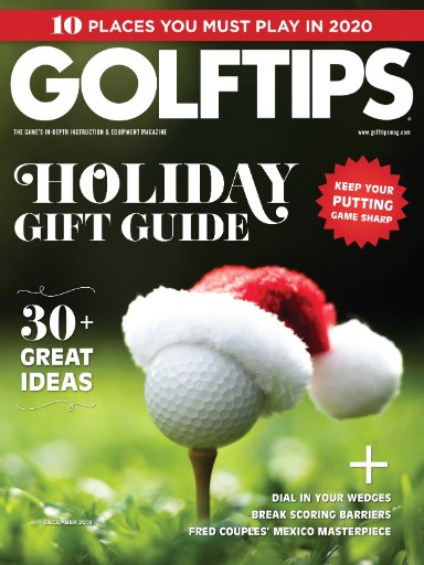 Golf Tips Magazine Subscriptions