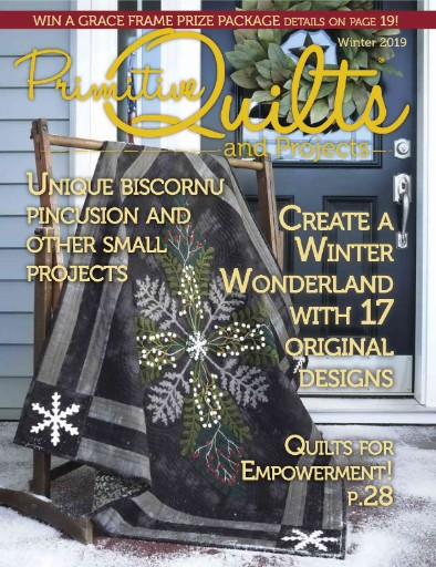 Primitive Quilts & Projects Magazine Subscriptions