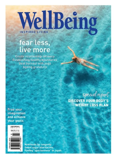WellBeing Magazine Subscriptions