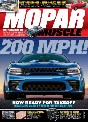Mopar Muscle Magazine Subscriptions