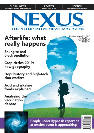 Nexus Magazine Subscriptions