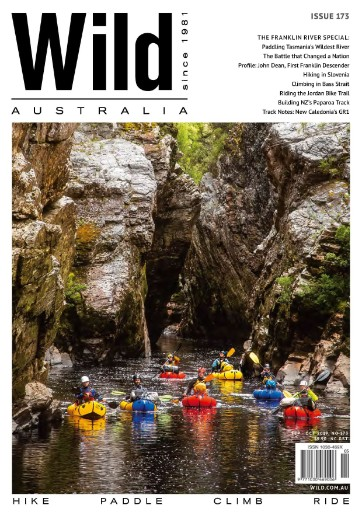 Wild: Australia's Wilderness Adventure Magazine Magazine Subscriptions