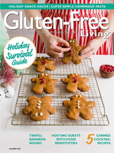 Gluten-Free Living Magazine Subscriptions