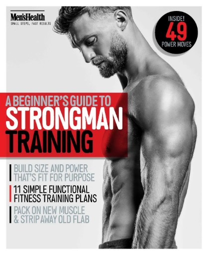 Men's Health (UK Edition) Magazine Subscriptions