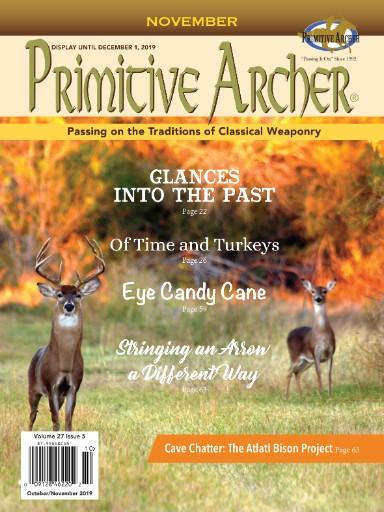 Primitive Archer Magazine Magazine Subscriptions
