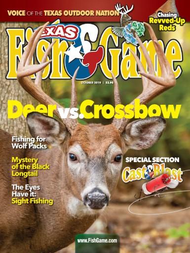 Texas Fish & Game Magazine Subscriptions