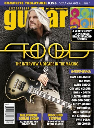 Australian Guitar Magazine Subscriptions