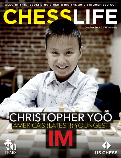 Chess Life Magazine Subscriptions