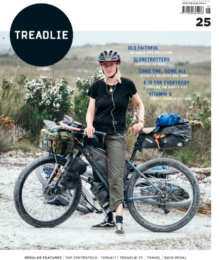 Treadlie Magazine Subscriptions