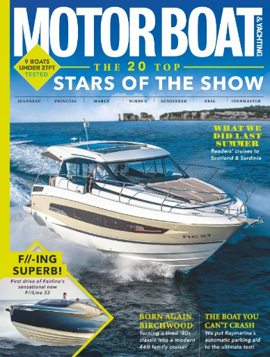 Motor Boat & Yachting Magazine Subscriptions