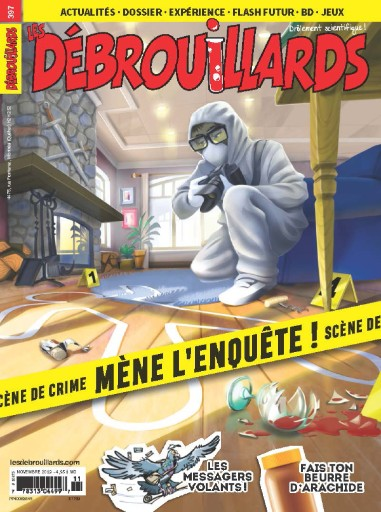 Les Débrouillards Magazine Subscriptions