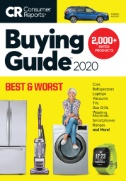 Consumer Reports Buying Guide Magazine Subscriptions
