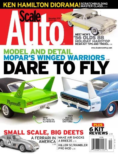 Scale Auto Magazine Subscriptions
