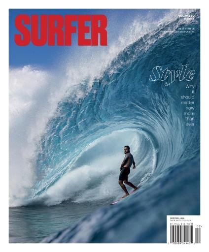 Surfer Magazine Subscriptions