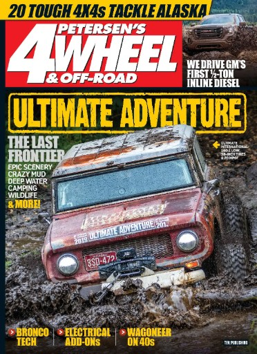 Petersen's Four Wheel & Off-Road Magazine Subscriptions