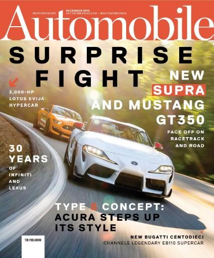 Automobile Magazine Magazine Subscriptions