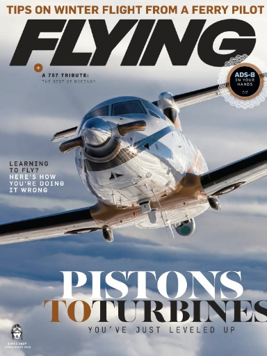 Flying Magazine Subscriptions