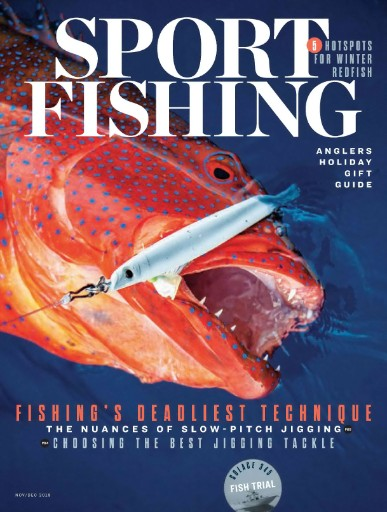 Sport Fishing Magazine Subscriptions