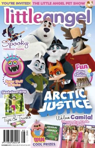 Little Angel Magazine Subscriptions