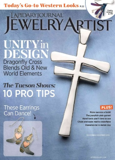 Lapidary Journal Jewelry Artist Magazine Subscriptions