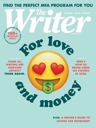 Writer Magazine Subscriptions
