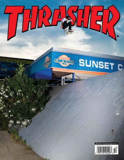 Thrasher Magazine Subscriptions