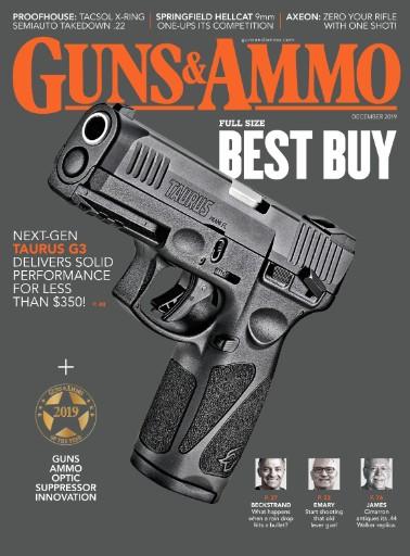 Guns & Ammo Magazine Subscriptions