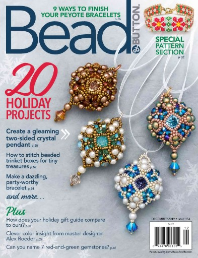 Bead&Button Magazine Subscriptions