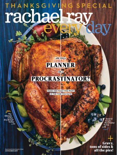 Rachael Ray Every Day Magazine Subscriptions