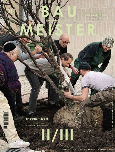 Baumeister Magazine Subscriptions
